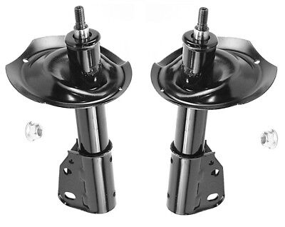 NEW Pair Set of 2 Front Monroe Struts For LeSabre Cadillac DeVille Oldsmobile 88