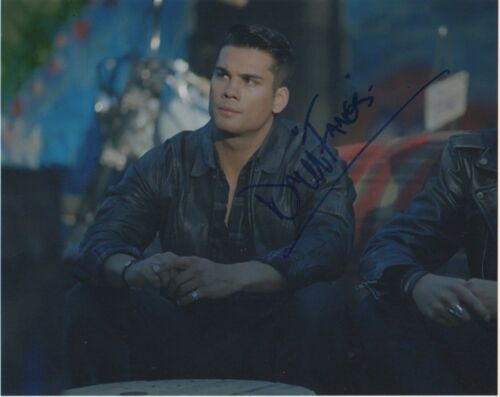 Drew Ray Tanner Riverdale Autographed Signed 8x10 Photo COA #A2