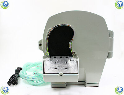 New Dental Lab Jewelry Wet Model Trimmer Abrasive Disc Wheel Gypsum Arch Device