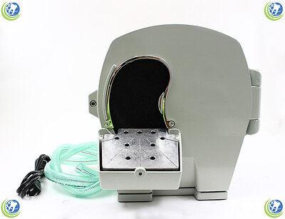New Dental Lab Jewelry Wet Model Trimmer Abrasive Disc Wheel Gypsum Arch Device