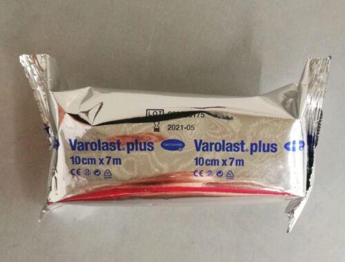 Varolast Plus Zinkleimbinde 1 Stück, 10cmx7m, vereinzelt aus PZN 02667263