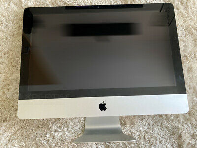 "Apple iMac 21.5"" Desktop - i5, 8GB, 500GB - FInal Cut, Logic Pro - C0*QWU*JF - B"