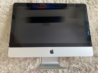 "Apple iMac 21.5"" Desktop - i5, 8GB, 500GB - FInal Cut, Logic Pro - C0*LWV*JF - C"