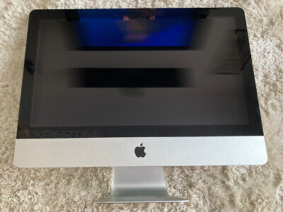 "Apple iMac 21.5"" Desktop - i5, 8GB, 500GB - FInal Cut, Logic Pro - C0*S92*JF - A"