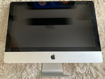 "Apple iMac 21.5"" Desktop - i5, 8GB, 500GB - FInal Cut, Logic Pro - C0*XWA*JF - A"