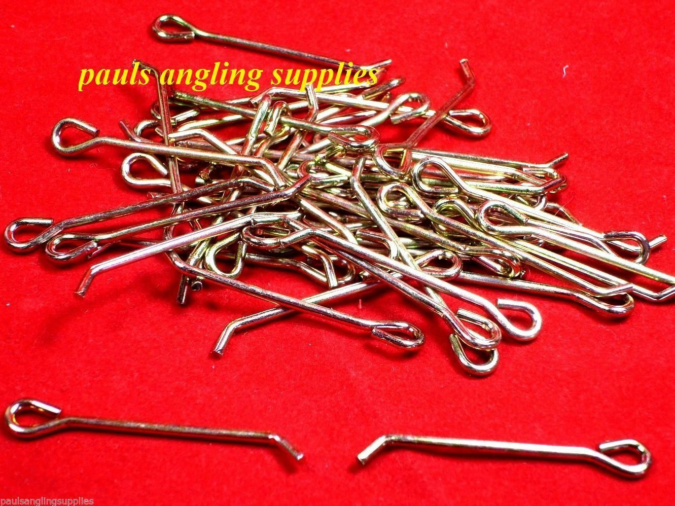 lead mould wires with bait clipsx 100 will fit grip lead moulds and others.