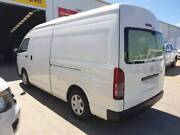 2011 Toyota Hiace SLWB Fridge Van Breakwater Geelong City Preview