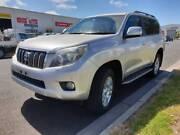 2012 Toyota Landcruiser Prado KDJ150R VX  7st Auto Breakwater Geelong City Preview