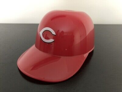 Cincinnati Reds Souvenir Ice Cream Mini Batting Helmet MLB (Lot of 10) Cincinnati Reds Mini Batting Helmet