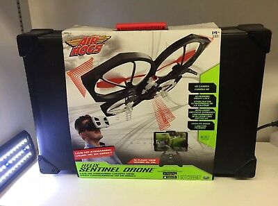 Air Hogs Helix Sentinel First Person View FPV HD 720p Video Drone 4G WiFi Capabl