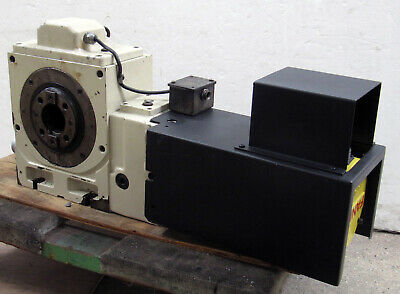 Fanuc Ct-50 Taper Rotary Table 4th-axis For Cnc Milling Vertical Machining