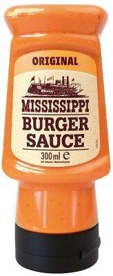 Mississippi Burger Sauce - Grillsauce - 300 ml