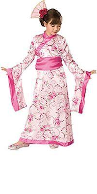 Kinder Kostüm Geisha Japanerin Kimono (Geisha Kostüm Kind)