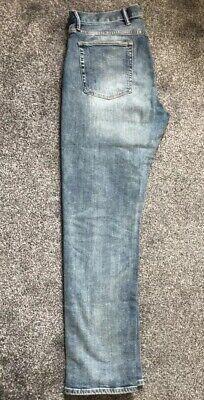 Mens Jeans Gap Denim 36 32 Excellent Condition