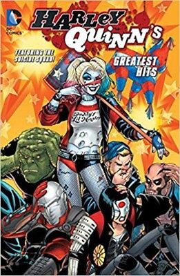 Harley Quinn Greatest Hits (2016) US-Originalausgabe, bagged & sealed