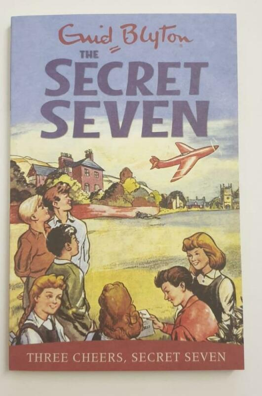 The+Secret+Seven%3A+Three+Cheers%2C+Secret+Seven+by+Enid+Blyton