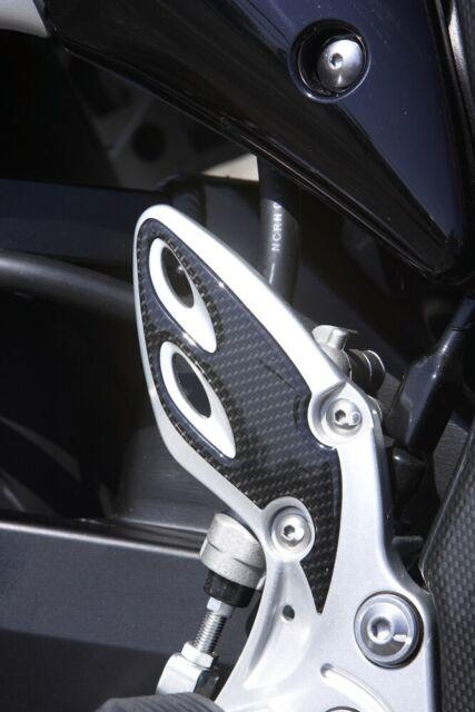 Suzuki Genuine GSX-R1300R K8 - L0 Heel Sticker For Heel Plate 990D0-15H01-PAD