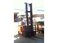 Heli H2000 Series HFB12 2004 5 Metre 1500KG Capacity Forklift inc. Charger