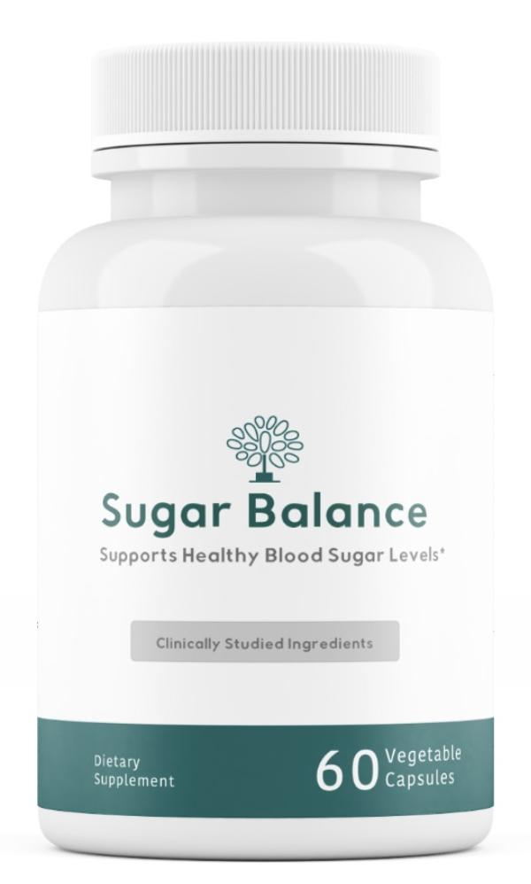 Sugar Balance Vegetarian Supplement 60 Capsules