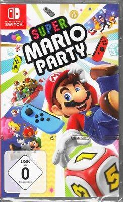 Super Mario Party - Nintendo Switch - NEU & OVP - Deutsche Version - USK 0 ()