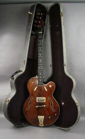 1966 Gretsch 6071 Semi-Hollowbody Bass for sale