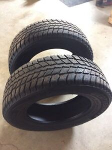 2 Weathermaxx Arctic winter tires 205/65/15