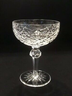 WATERFORD Crystal POWERSCOURT SHERBET CHAMPAGNE Glass 5 1/2