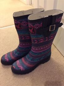 Animal Wellington boots - ladies