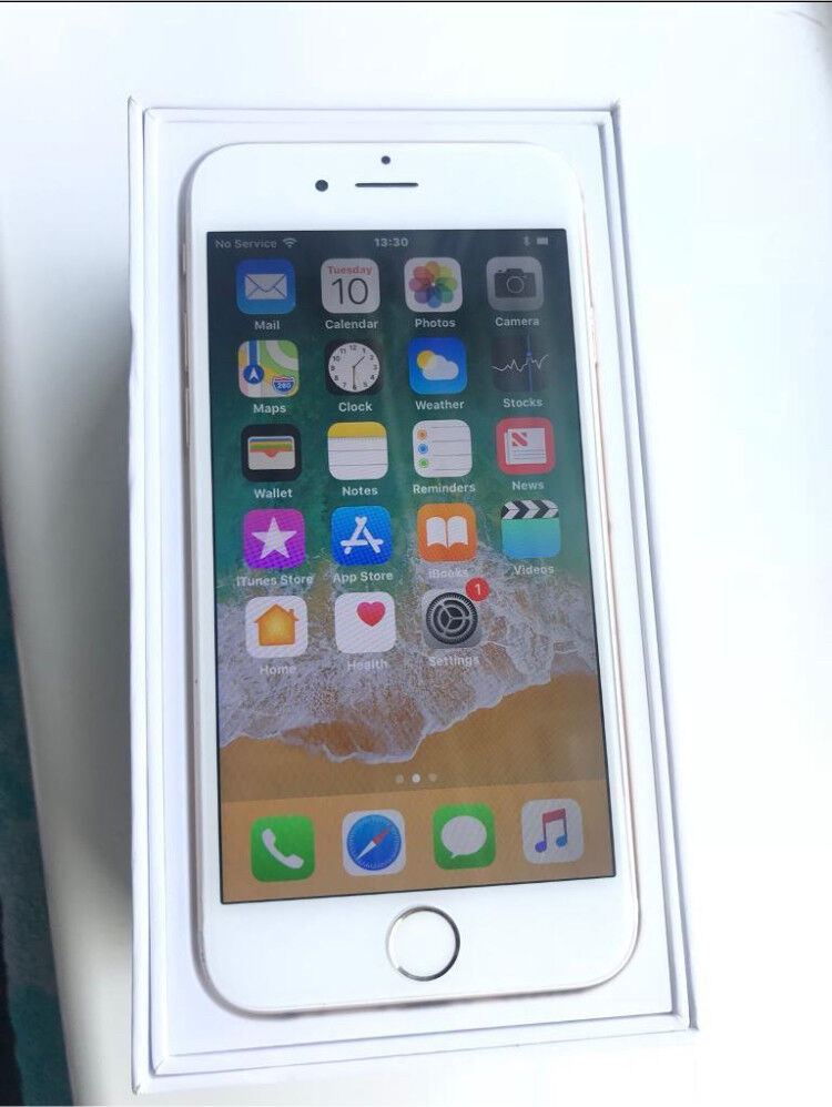 IPhone 6 factory unlocked for sale mint