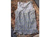 MALOKA Size Medium Summer Top Vest