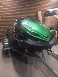 Kawasaki 300x supercharged JetSki jet ski