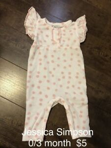 Baby clothing - prize and size on each picture