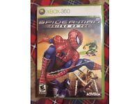 Xbox 360 - Spiderman Friend Or Foe Game