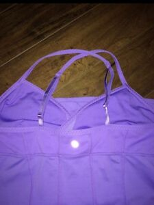 Lululemon Grape Seed Full Eagle Tank!