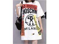 Ladies Tshirt Dress Size XL/14 BNWT