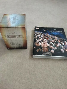 Wrestlemania Complete Anthology (1984-2004) and Encyclopedia