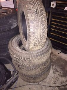 Tires  235 70 r16