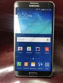 Samsung Galaxy Note 3 32gb £105 UNLOCKED