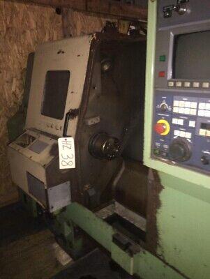 Mori Seiki Sl-15 Cnc Lathe With Fanuc Ot Control