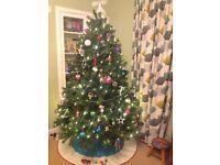7ft John Lewis Christmas Tree