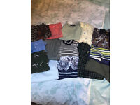 Bundle Joblot of ladies clothes size 8-10 S, Next, Topshop, New Look, H&M, Misguided, Glamorous