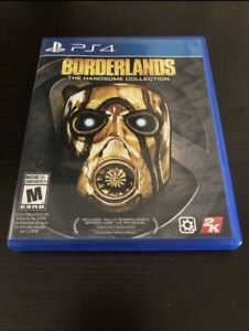 Borderlands The Handsome Collection - PS4 - Like New