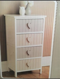 4 Drawer Chester Units
