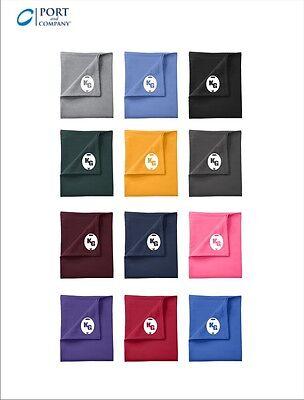 Custom Reserved for Jeremey Stadium Blanket Sweatshirt Fleece Team colors