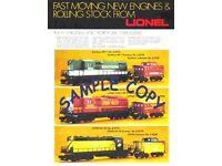 LIONEL 027 HALF STRAIGHT TRAIN TRACK LOT O27 3 rail tubular steel 6-65019 NEW