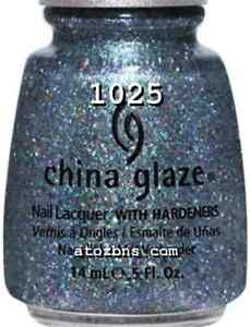 PRISMACTIC Collection China Glaze Holographic Glitter Nail Polish CHOOSE FROM 12