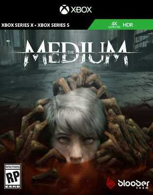 The Medium (Xbox Series X|S, PC) - Digital code Region free