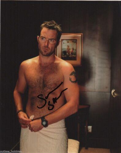 Strike Back Sullivan Stapleton Autographed Signed 8x10 Photo COA #A1
