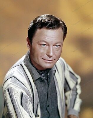 8x10 Print DeForest Kelley Star Trek 1968 Portrait #5500707