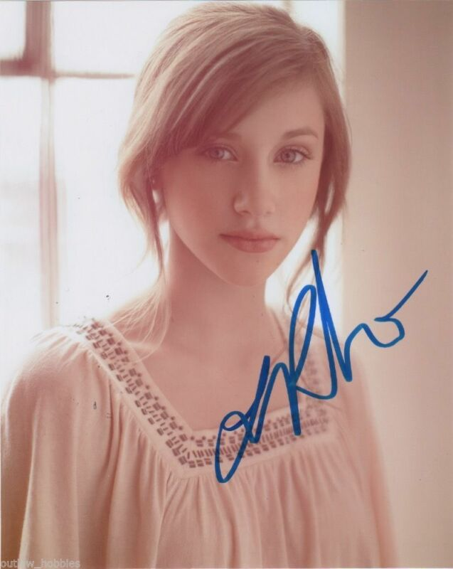 Lili Reinhart Riverdale Autographed Signed 8x10 Photo COA #1
